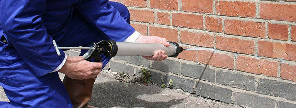 Fixing Penetrating Damp